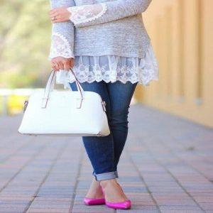 Creative ways to lengthen short clothes