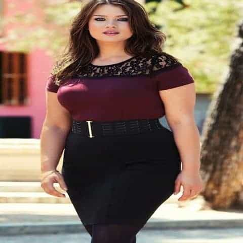 Best Cloth Styles for Overweight Ladies