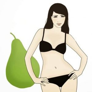 suitable clothes for the Pear body shape