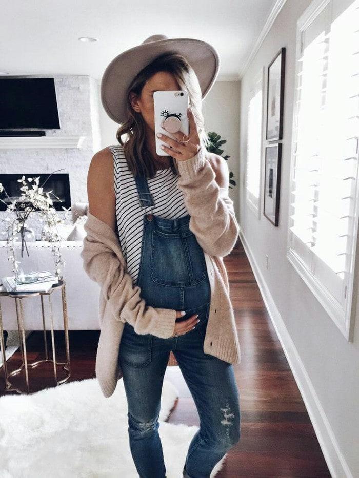 fashion for pregnancy jumpsuit