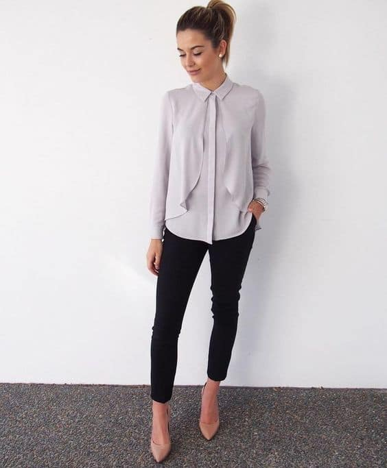 classy look for interview ideas for women