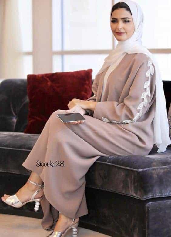 Abaya for hijabers